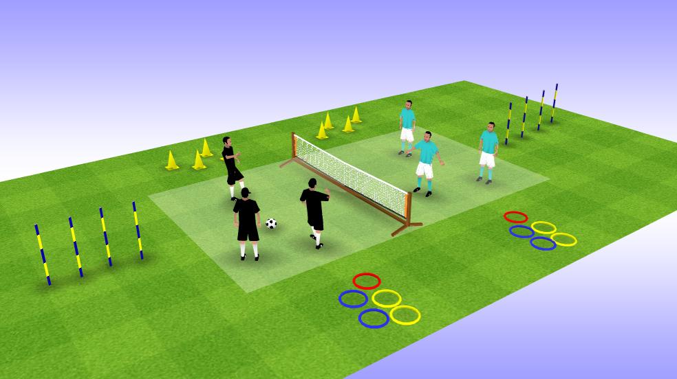 10 exemples d exercices d échauffement avec ballon en football