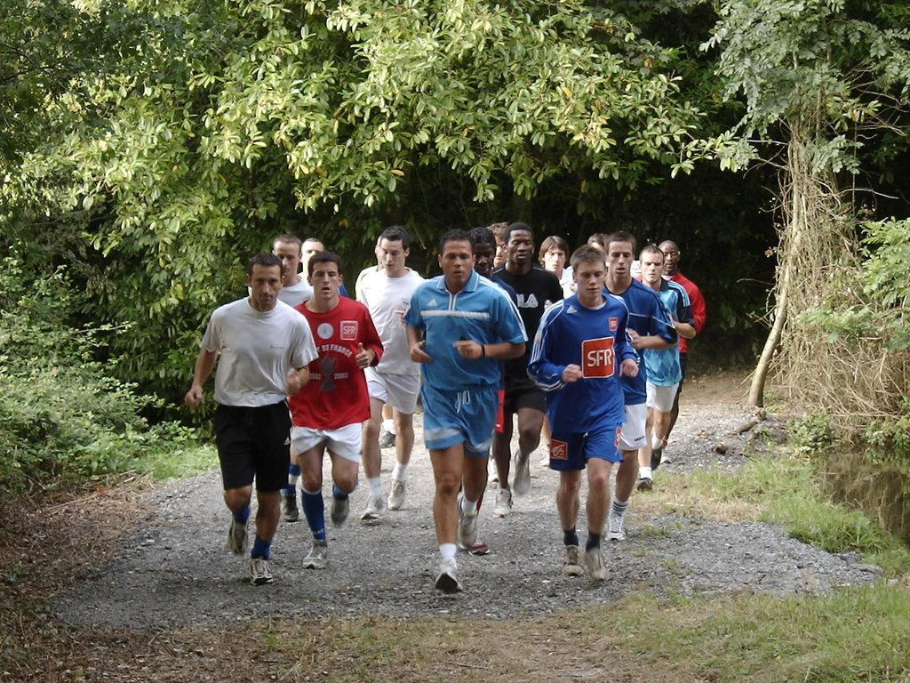 Utilisation du FARTLEK en football amateur (pour travailler l'endurance)