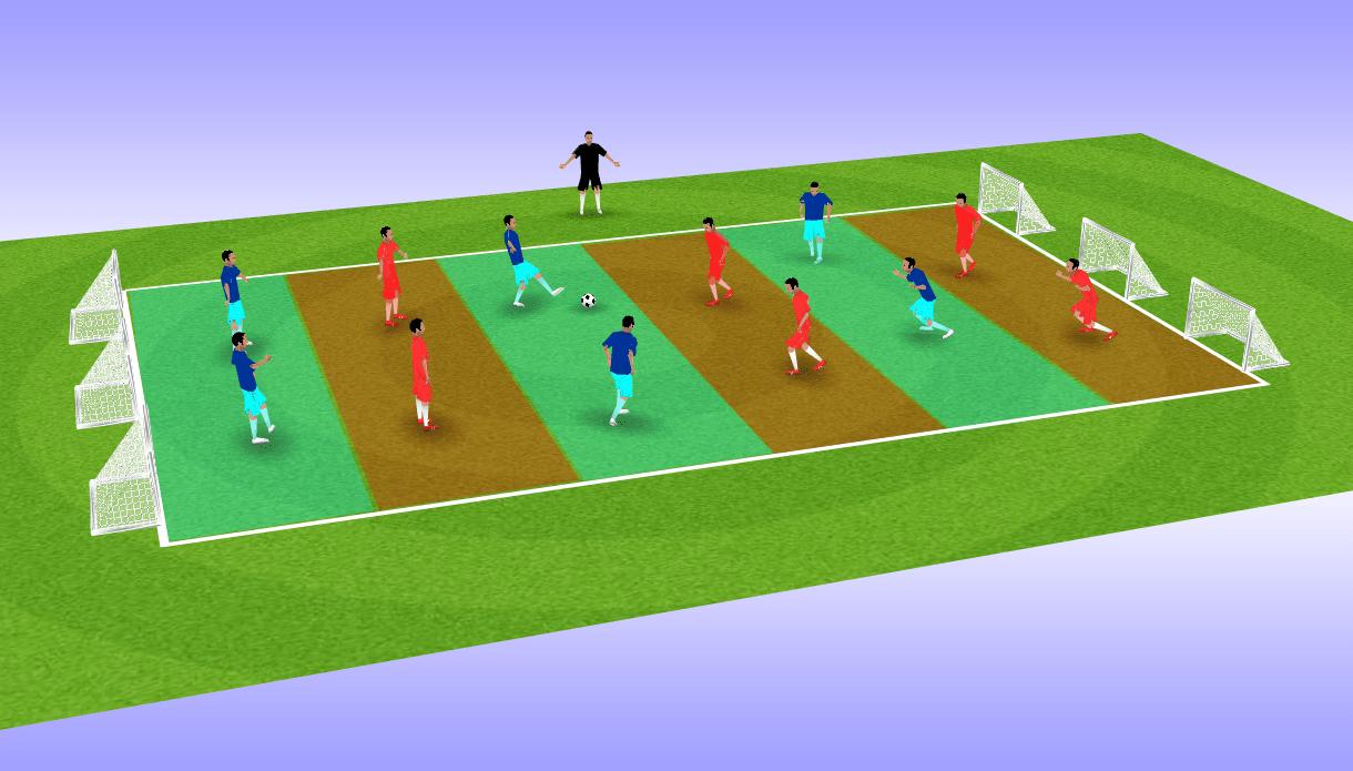25 ideas de juegos reducidos (para trabajar la resistencia en el fútbol amateur)